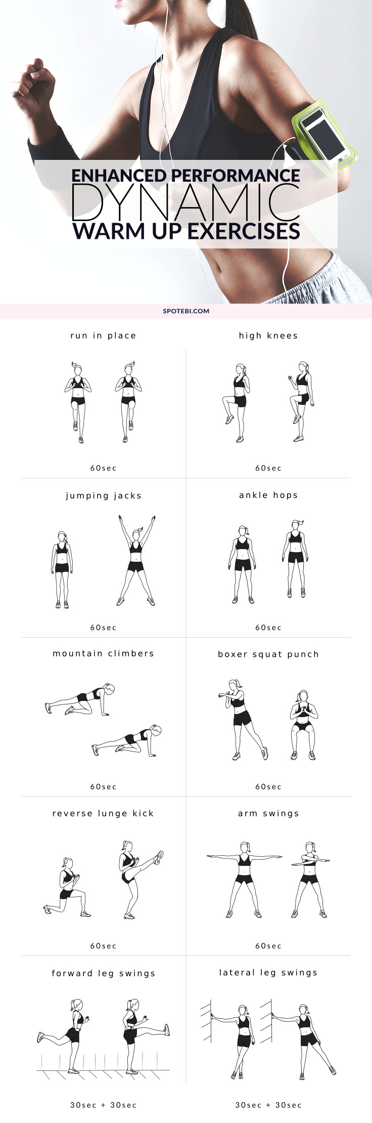 Ankle Warm-Up Exercises
