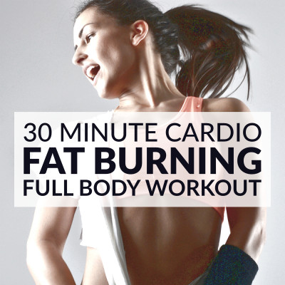 30 Minute Full Body Fat Burning Workout / @spotebi