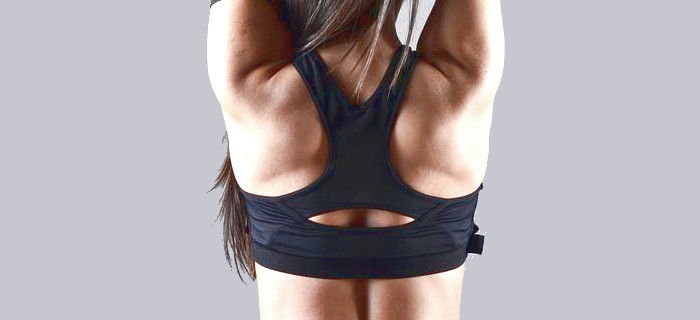 Lift your breasts naturally! Try these chest and back strengthening exercises for women to help tone, firm and lift your chest and improve posture. https://www.spotebi.com/workout-routines/chest-back-strengthening-exercises-lean-strong-toned/