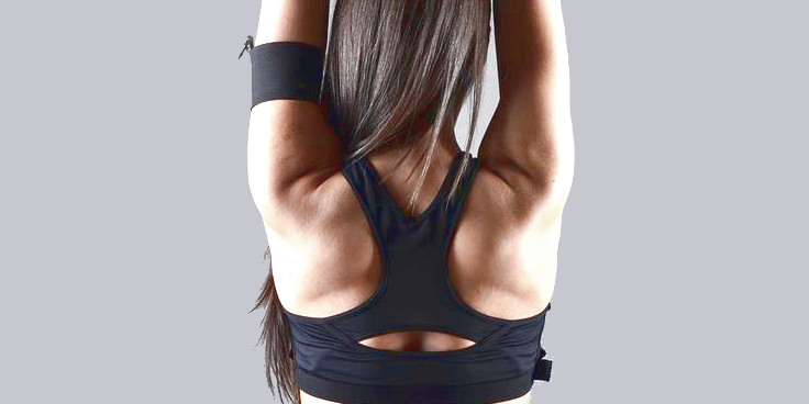 chest and back strengthening exercises lean strong and toned