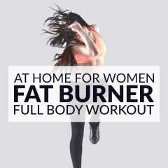 Fat Burner Full Body Workout For Women / @spotebi