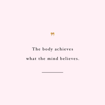 Focus! Browse our collection of inspirational fitness quotes and get instant exercise and weight loss motivation. Transform positive thoughts into positive actions and get fit, healthy and happy! https://www.spotebi.com/workout-motivation/inspirational-fitness-quote-focus/