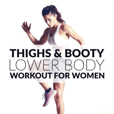 Sculpt your glutes, hips, hamstrings, quads and calves with this lower body workout. A routine designed to give you slim thighs, a rounder booty and legs for days! https://www.spotebi.com/workout-routines/lower-body-workout-thighs-booty-legs/