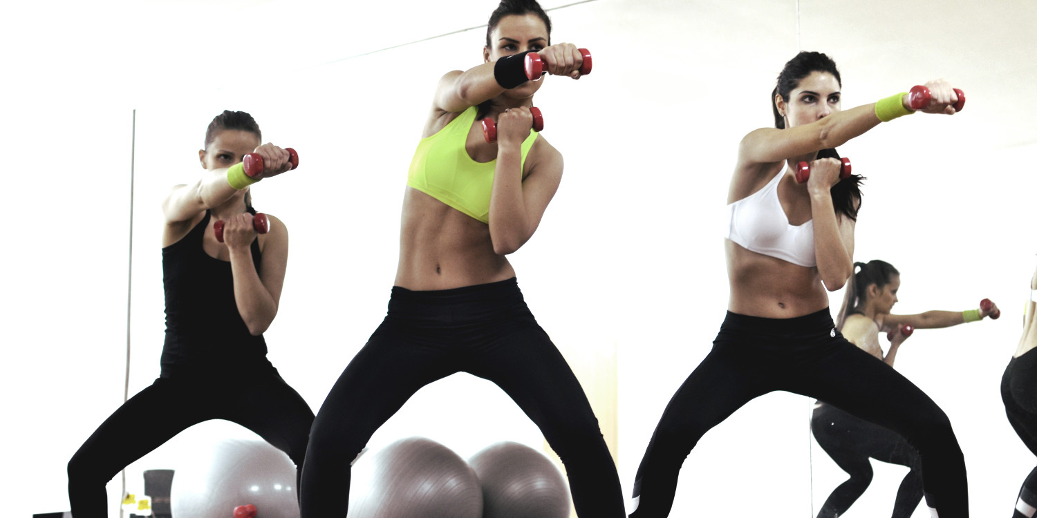 Upper Body & Cardio Beginners Workout