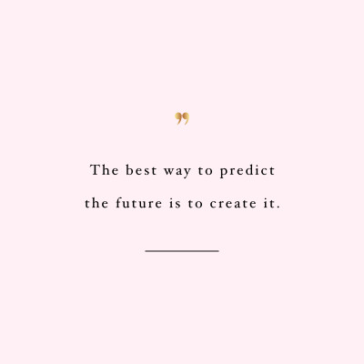 Create your future! Browse our collection of motivational weight loss quotes and get instant health and fitness inspiration. Transform positive thoughts into positive actions and get fit, healthy and happy! https://www.spotebi.com/workout-motivation/motivational-weight-loss-quote-create-your-future/