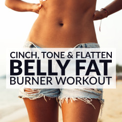 Belly Fat Burner Workout For Women / @spotebi