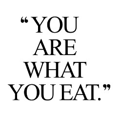 Eat Healthy Be Healthy Motivational Health And Fitness Quote / @spotebi