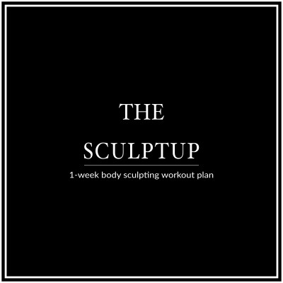 Work all muscle groups and sculpt a tight, toned body with the Bikini Body SculptUp Week. This 6 Day Workout Plan is designed to help you build calorie-torching lean muscle, boost your metabolism and improve your overall strength and body aesthetics! https://www.spotebi.com/workout-plans/bikini-body-sculpt-up-week/