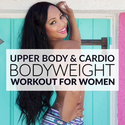 Upper Body Bodyweight Workout / @spotebi