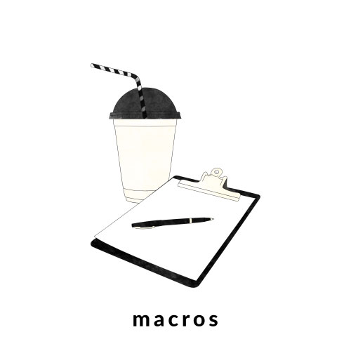 Macros Calculator / @spotebi