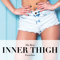 The Best Inner Thigh Exercises / @spotebi