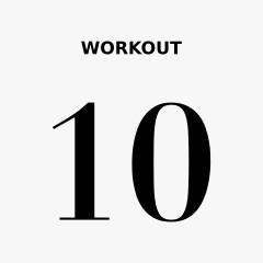 Butt Lift Bikini Body Workout / @spotebi