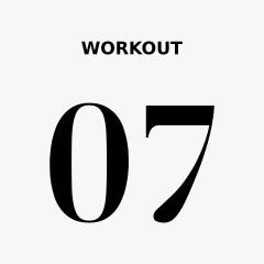 Skinny Legs Workout | Slim & Toned Legs for Summer / @spotebi