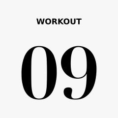 At Home Bikini Abs Workout / @spotebi