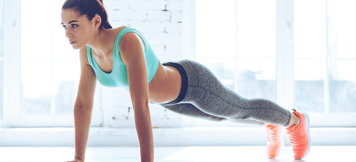 Top 10 Exercises To Challenge, Tighten & Strengthen Your Core