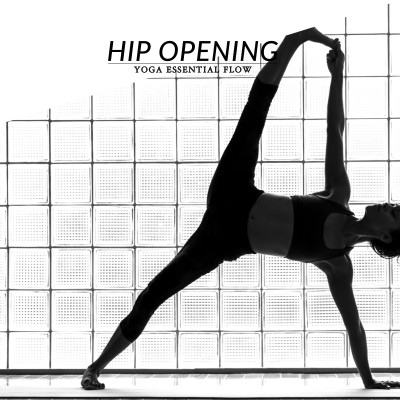 Yoga Essential Flow | Hip Opening Sequence / @spotebi