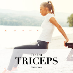 The Best Triceps Exercises / @spotebi