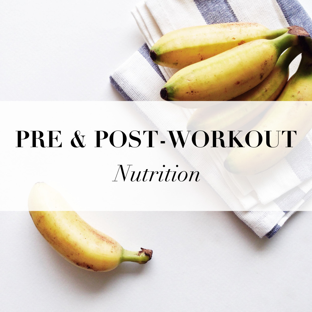 When you eat the right foods you improve your athletic performance and get the most out of the time you spend working out. It's very important to eat healthy and clean at every meal and today we're focusing on pre and post-workout nutrition. Here are the guidelines and what to eat before and after exercise. https://www.spotebi.com/nutrition/pre-post-workout-nutrition/
