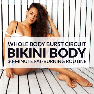 Bikini Body Burst Workout / @spotebi