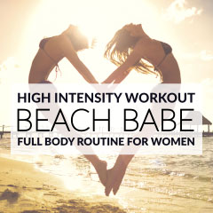 High Intensity Workout / @spotebi