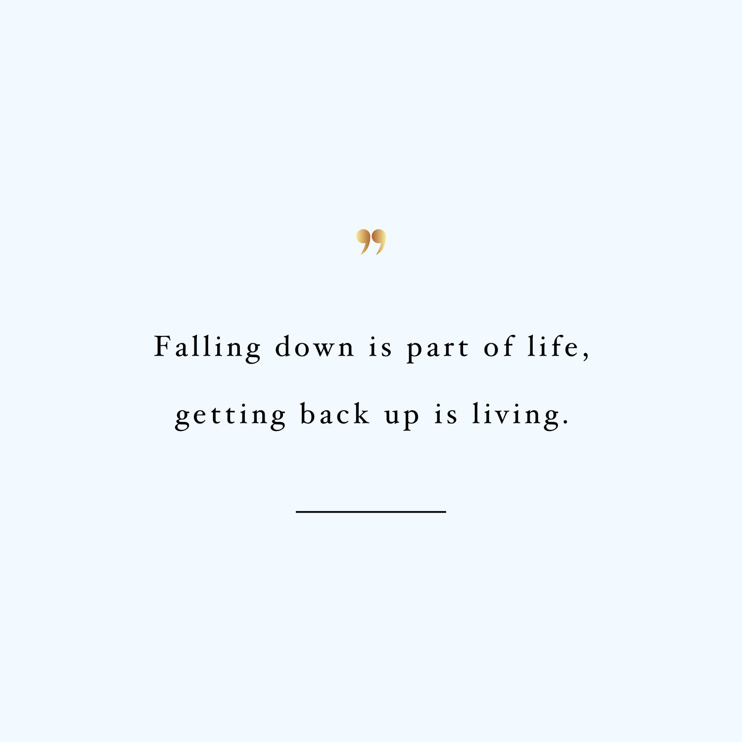 Quotes On Falling And Getting Back Up: Inspirational Exercise And Healthy Eating