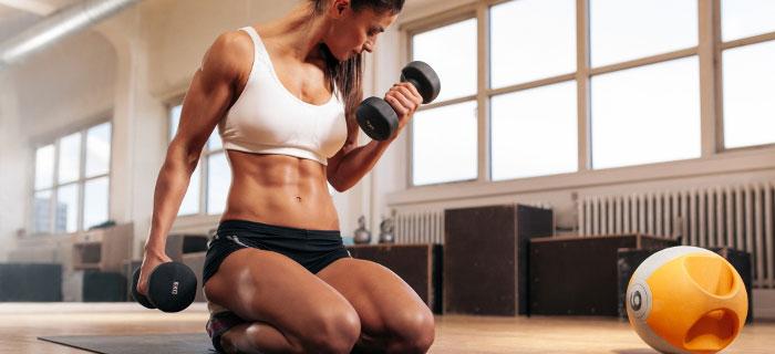The Best Biceps Exercises / @spotebi