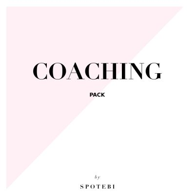 Online Coaching Pack / @spotebi