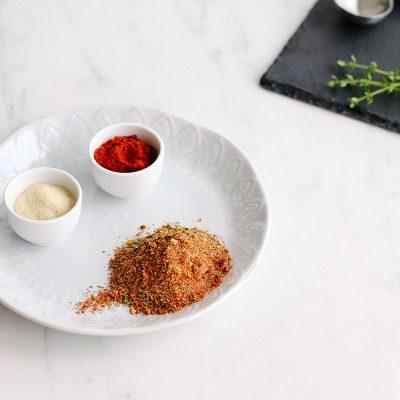 Cajun Spice Mix Recipe / @spotebi