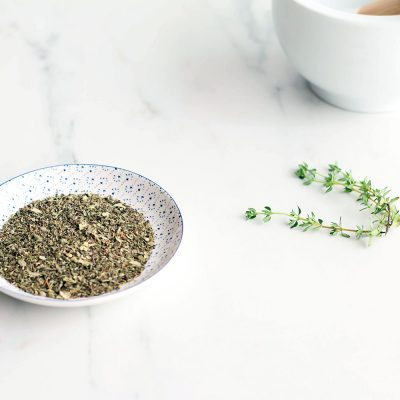 Mediterranean Herb Mix Recipe / @spotebi