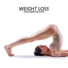 yoga essential flow  lose belly fat sequence