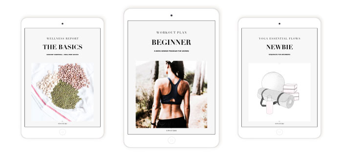 The Beginner Workout Plan | Workouts