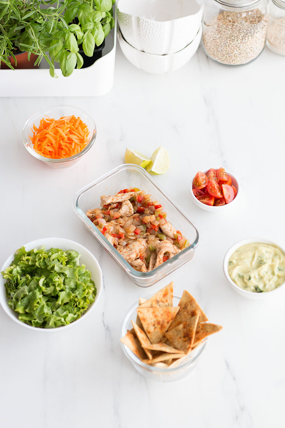 Mexican Turkey Stir-Fry Recipe: A high-protein, low-calorie filling for tacos, tostadas, burritos, and enchiladas! https://www.spotebi.com/recipes/mexican-turkey-stir-fry/