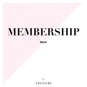 Online Membership Pack / @spotebi