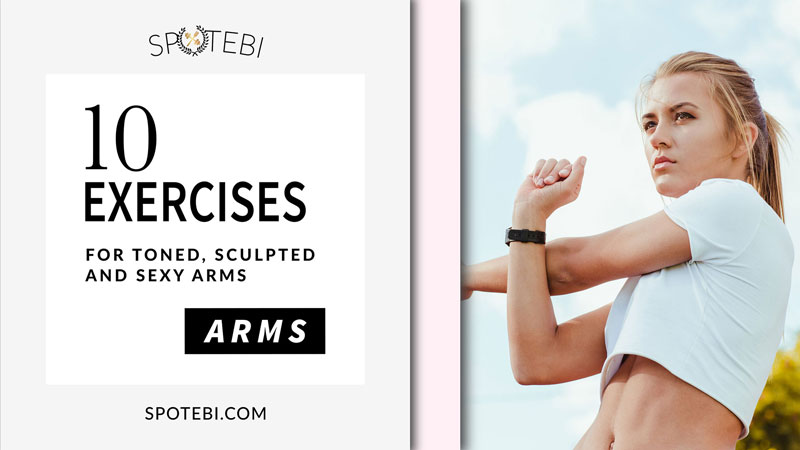 Tone and sculpt long, lean and feminine arms with this quick but intense arms workout! https://www.spotebi.com/workout-routines/sexy-arms-workout-sculpt-lean-long-feminine-arms/