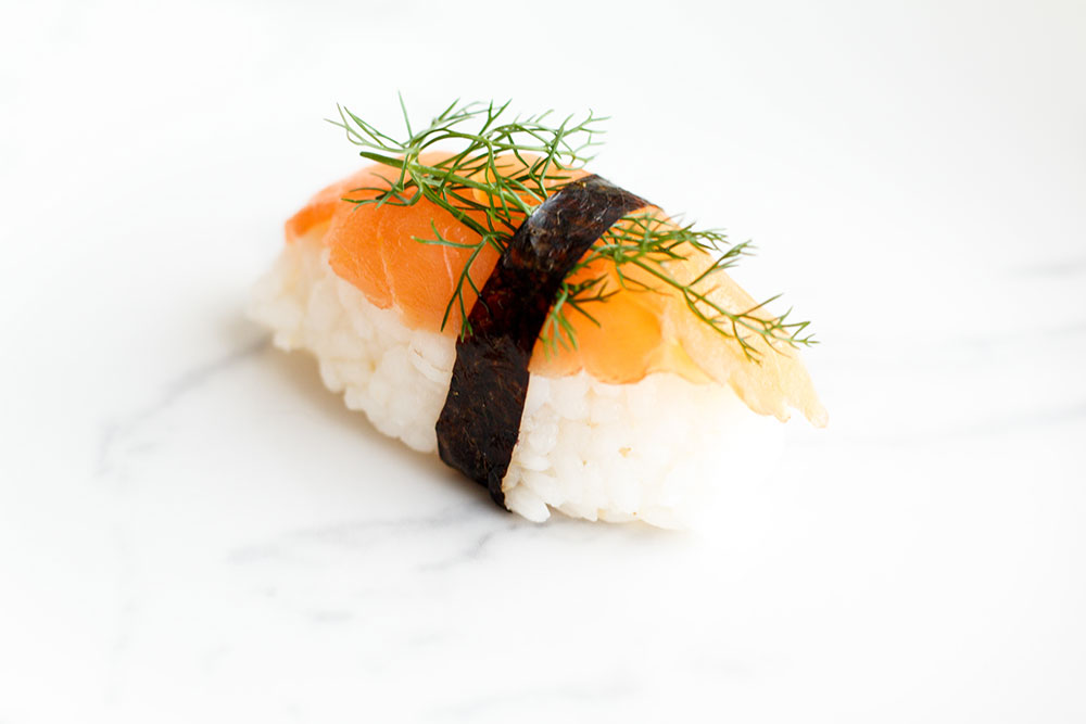 Easy Homemade Sushi: Nigiri and Maki Rolls Recipes that are healthy and perfect for a sushi party! https://www.spotebi.com/recipes/easy-homemade-sushi-nigiri-maki-rolls/
