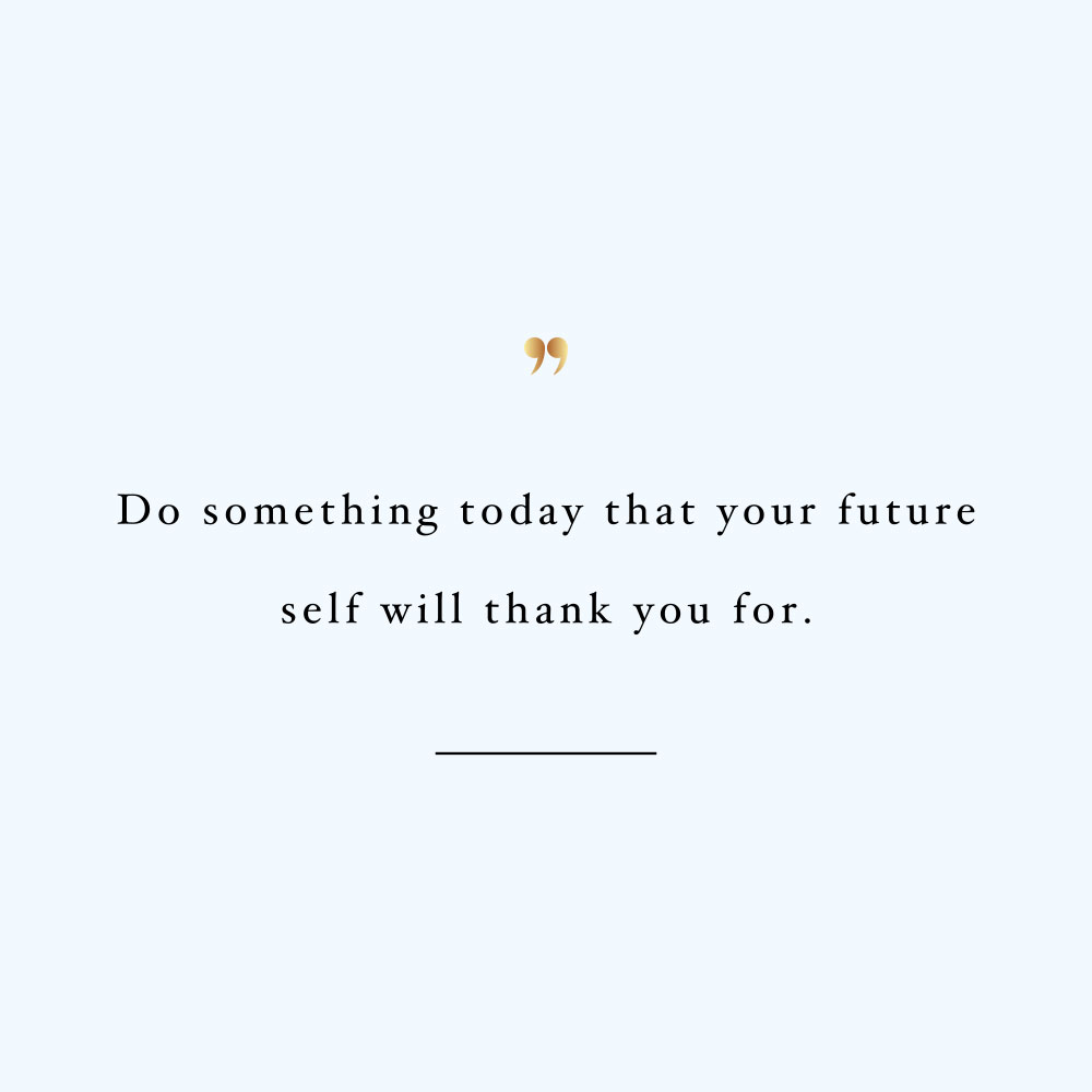 Do something today! Browse our collection of motivational self-love and fitness quotes and get instant health and wellness inspiration. Stay focused and get fit, healthy and happy! https://www.spotebi.com/workout-motivation/do-something-today/