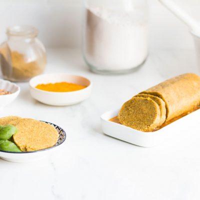 Gluten-Free Plant-Based Loaf Recipe / @spotebi