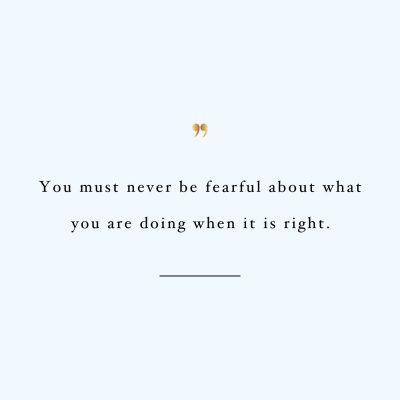 If It's Right Do It   Fitness And Wellness Motivation / @spotebi