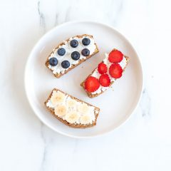 High Protein & High Omega-3 Gluten-Free Bread Recipe / @spotebi