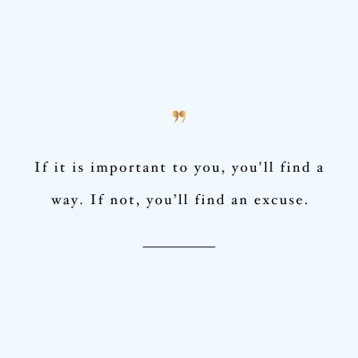 You Will Find A Way   Motivational Self-Love And Healthy Lifestyle Quote / @spotebi