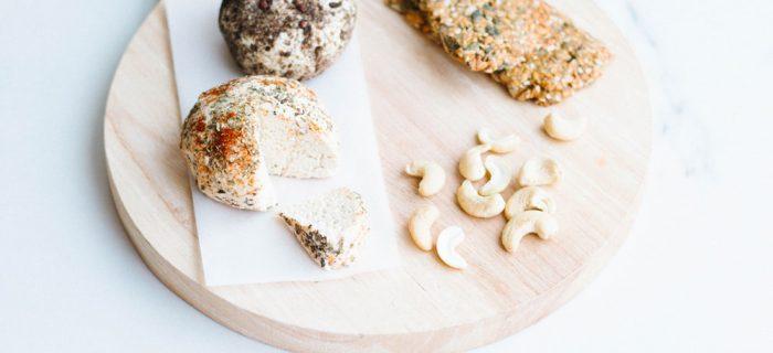 Easy Probiotic Cashew Cheese