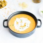 Gingery Lentil & Carrot Soup Recipe