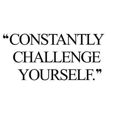 Challenge Yourself | Motivational Training And Healthy Eating Quote / @spotebi