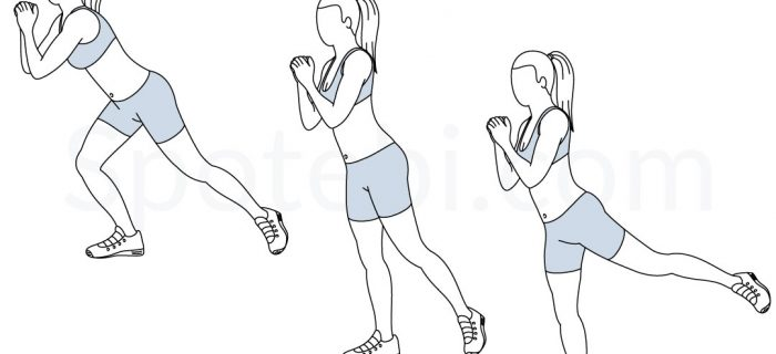 Single Leg Squat Kickback | Illustrated Exercise Guide