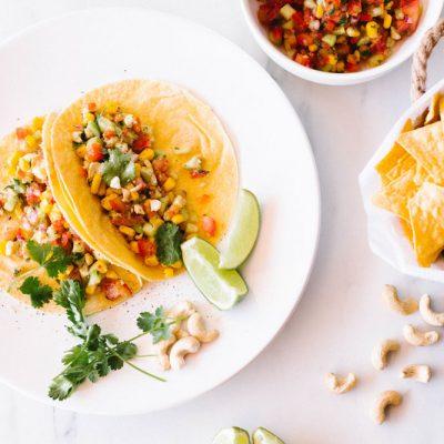 5-Minute Easy Fish Tacos Recipe / @spotebi