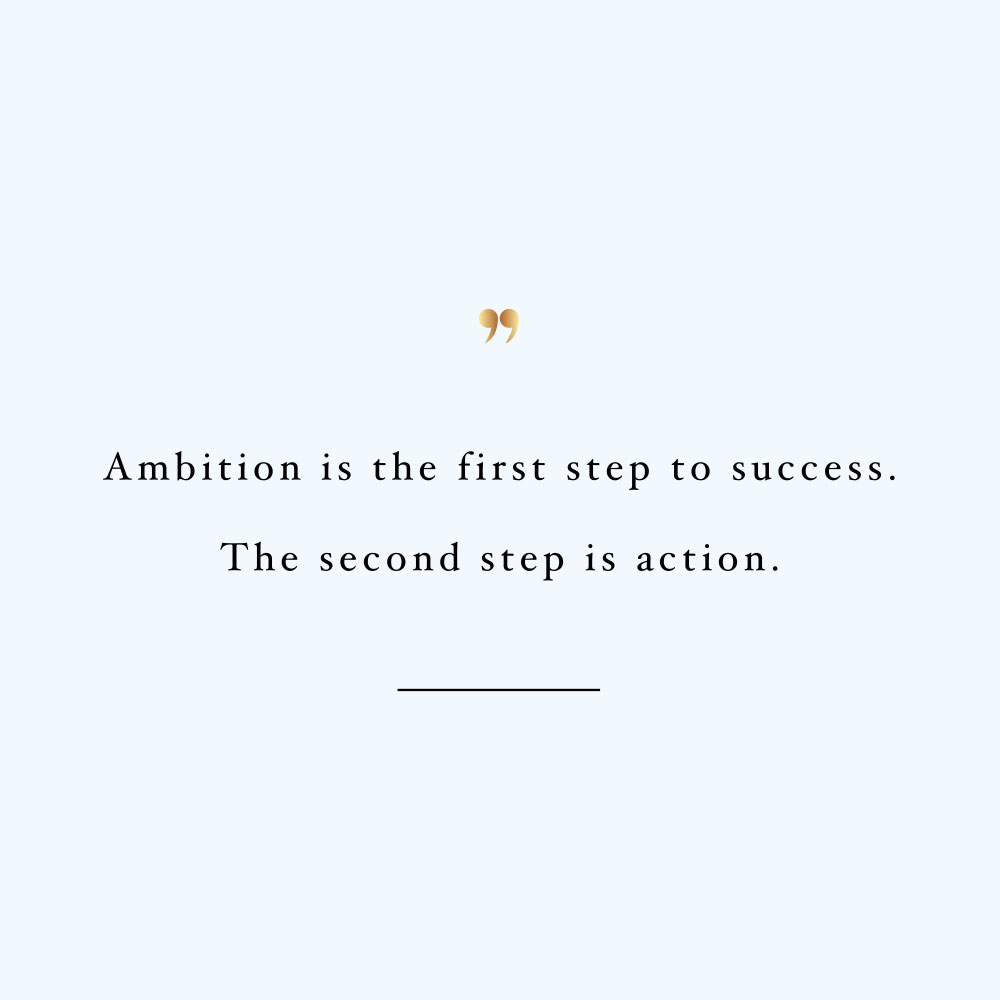 The second step is action! Browse our collection of inspirational health and fitness quotes and get instant wellness and healthy lifestyle motivation. Stay focused and get fit, healthy and happy! https://www.spotebi.com/workout-motivation/the-second-step-is-action/