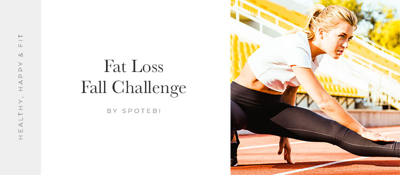 Fat Loss Fall Challenge