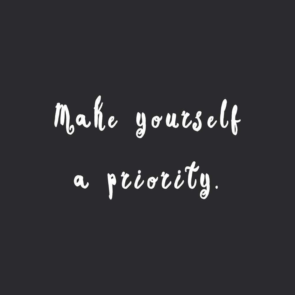 You are a priority! Browse our collection of motivational wellness and healthy lifestyle quotes and get instant health and fitness inspiration. Stay focused and get fit, healthy and happy! https://www.spotebi.com/workout-motivation/you-are-a-priority/