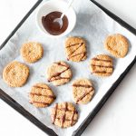 Gluten-Free Chewy Mixed Nuts Cookies