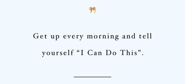 I Can Do This | Self-Love And Exercise Inspirational Quote